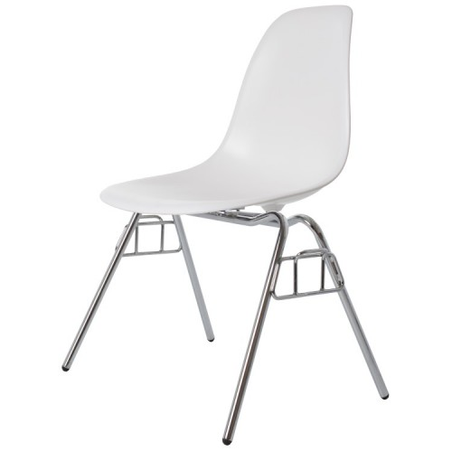 Eames DSS ABS White