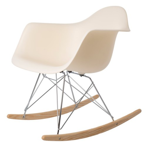 Eames rocking chair RAR PP Cream