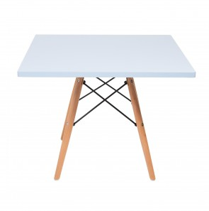 Eames CTW junior table square blue