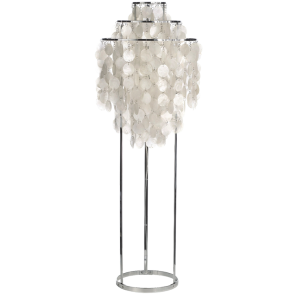 Verner Panton Shell Floor Lamp